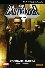 Marvel Saga 21. El Castigador 3 (Panini)