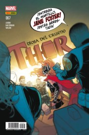 Thor: Diosa del Trueno 67 (Panini)