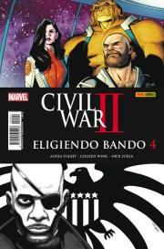 Civil War II: Eligiendo Bando 4 (Panini)