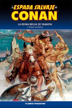 La Espada Salvaje de Conan 74 (Planeta)