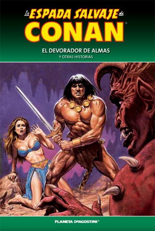 La Espada Salvaje de Conan 75 (Planeta)