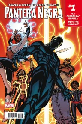Pantera Negra v2, 7 (Panini)