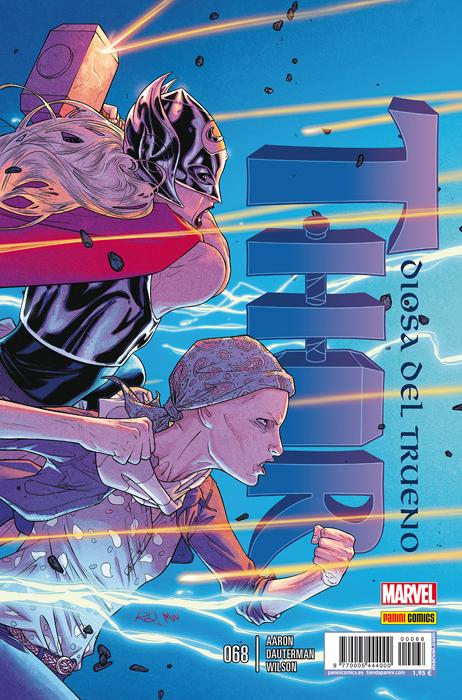 Thor: Diosa del Trueno 68 (Panini)