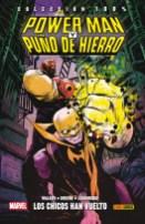 100% Marvel HC. Power Man y Puño de Hierro 1 (Panini)