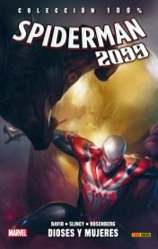 100% Marvel. Spiderman 2099 4 (Panini)