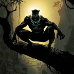 BLACK PANTHER #14- Portdaa alternativa