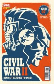 Civil War II 7 (Portada Alternativa) (Panini)
