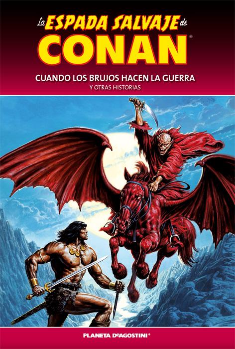 La Espada Salvaje de Conan 79 (Planeta)