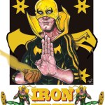IRON FIST #3 - Portada alternativa