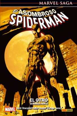 Marvel Saga 25. El Asombroso Spiderman 10 (Panini)