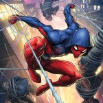 BEN REILLY: SCARLET SPIDER #2 - Portada alternativa
