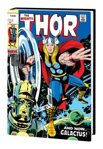 THE MIGHTY THOR OMNIBUS VOL. 3 HC KIRBY COVER (DM ONLY)