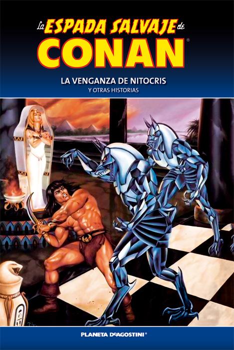 La Espada Salvaje de Conan 83 (Planeta)
