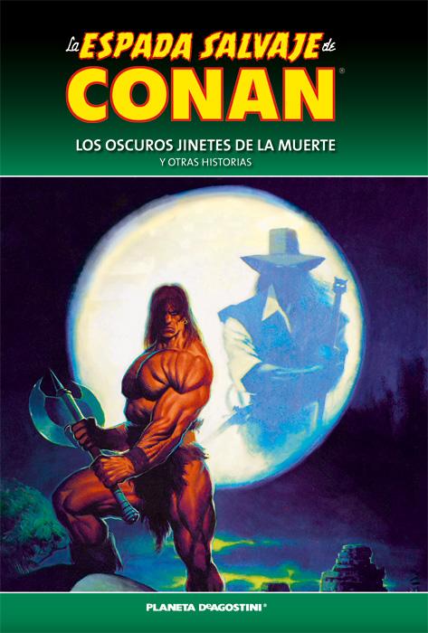 La Espada Salvaje de Conan 84 (Planeta)