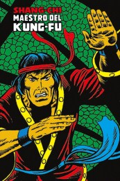 Marvel Limited Edition. Shang-Chi: Maestro del Kung-Fu (Panini)