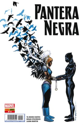 Pantera Negra v2, 9 (Panini)