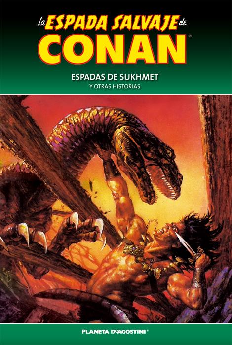 La Espada Salvaje de Conan 87 (Planeta)