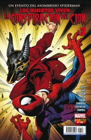 El Asombroso Spiderman 126 (Portada Alternativa) (Panini)