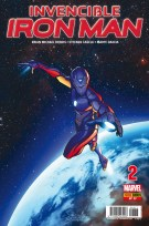 Invencible Iron Man 77 (2) (Panini)