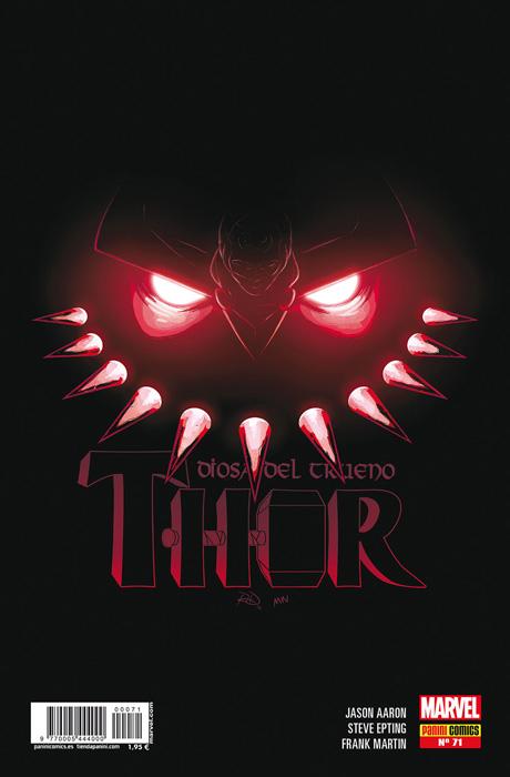Thor: Diosa del Trueno 71 (Panini)