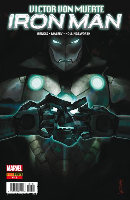 Victor Von Muerte: Iron Man 3 (Panini)