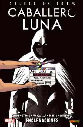 100% Marvel. Caballero Luna 5 (Panini)