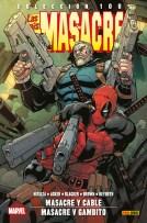 100% Marvel. Las Minis de Masacre 8 (Panini)