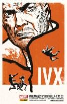 Inhumanos Vs. Patrulla-X 3 (Portada Alternativa) (Panini)