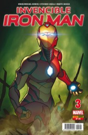 Invencible Iron Man 78 (3) (Panini)