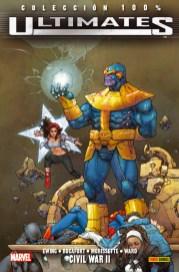 100% Marvel. Ultimates 2 (Panini)