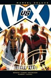 Marvel Deluxe. VvX: Los Vengadores Vs. La Patrulla-X 2 (Panini)
