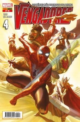 Vengadores 81 (4) (Panini)