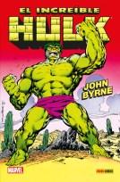 100% Marvel HC. El Increíble Hulk de John Byrne (Panini)