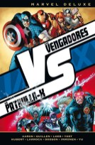 Marvel Deluxe. VvX: VS (Panini)