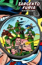 Marvel Limited Edition. Sargento Furia: En las fauces de la muerte (Panini)