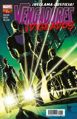 Vengadores Indignados 5 (Panini)