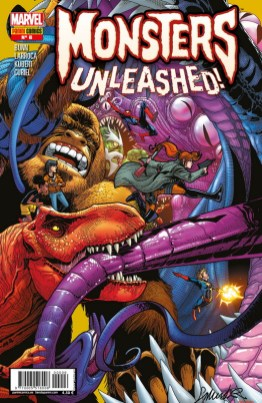 Monsters Unleashed! 6 (Panini)