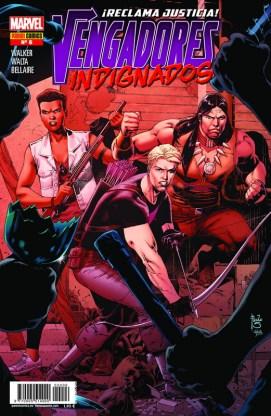 Vengadores Indignados 6 (Panini)