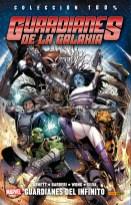100% Marvel. Guardianes de la Galaxia: Guardianes del Infinito (Panini)