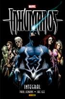 Marvel Integral. Los Inhumanos de Paul Jenkins y Jae Lee (Panini)