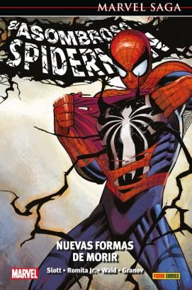 Marvel Saga 39. El Asombroso Spiderman 17 (Panini)