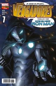 Vengadores 84 (7) (Panini)