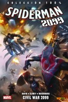 100% Marvel. Spiderman 2099 5 (Panini)