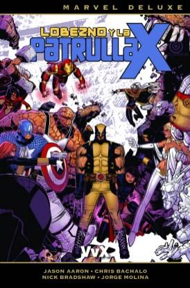 Marvel Deluxe. Lobezno y la Patrulla-X 2 (Panini)