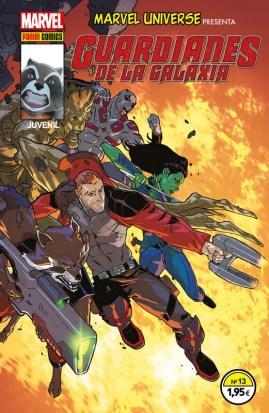 Marvel Universe Presenta 13 (Panini)
