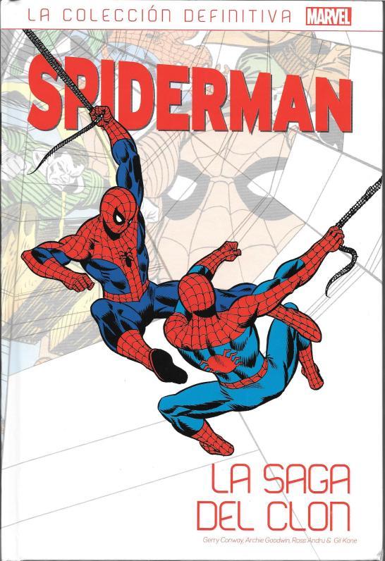 Spiderman: La colección definitiva (entrega 4) (Panini)