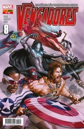 Vengadores 85 (8) (Panini)