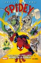 100% Marvel HC. Spidey 2. Después de la escuela