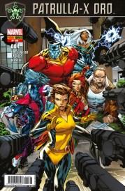 Patrulla-X Oro 66 (4). Imperio Secreto