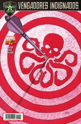 Vengadores Indignados 9. Imperio Secreto